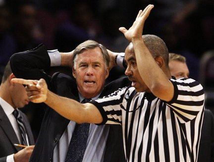 March Madness Referees
