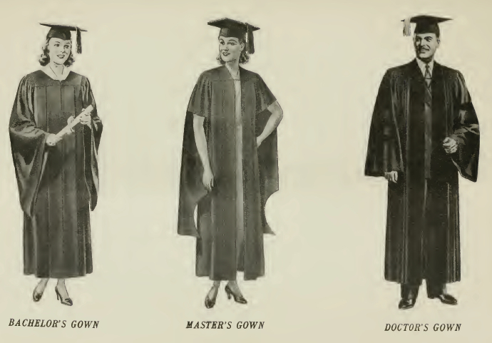 The Meaning Behind the Traditional Garb of Graduation